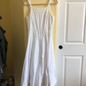 J. Crew 6 Cotton 👗 Dress Fully Lined, Worn Once